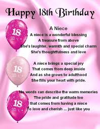 th birthday quotes for niece