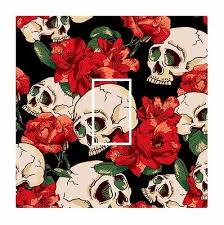 Motorbike Car Vinyl Sticker Decal Red Rose Skull Archives Midweek Com