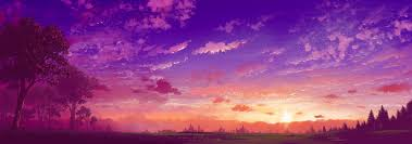 pink anime scenery wallpapers top