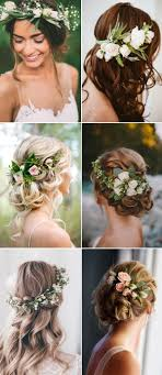 2017 New Wedding Hairstyles For Brides And Flower Girls Pomysly