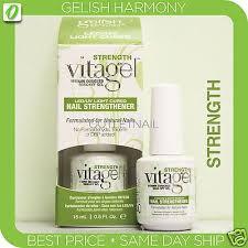 gelish harmony base coat vitamin nail