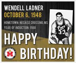 Happy Birthday, Wendell Ladner! Learn... - Mississippi Sports Hall of Fame  & Museum | Facebook