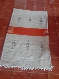 handwoven berber carpet household