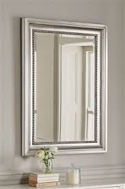 beaded pewter mirror from the next