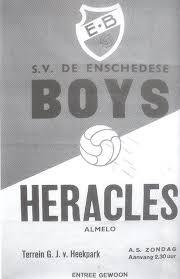 Enschedese Boys: einde van een prachtige voetbalhistorie ...