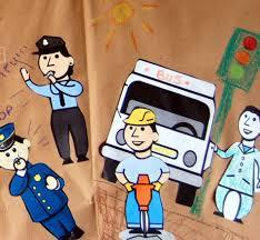 Primo maggio: lavoretti per bambini