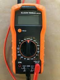 klein tools digital multimeter manual