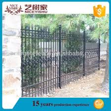 Factory Supply Ornamental Wrought Iron Fences Iron Fence Buy Fence Designs Philippines Gates And Fences Large Dog Fences Product On Alibaba Com