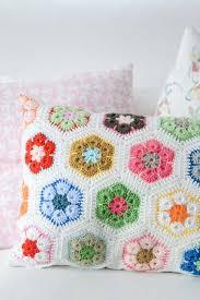 beginners african flower free crochet