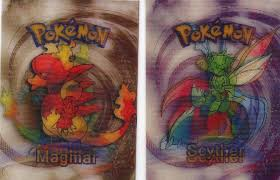 Pokemon 3D Action cards from Greece! 23 lenticular cards! 2 images per  card!