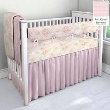 custom crib bedding by carousel designs