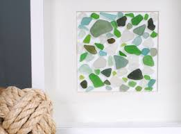 sea glass frame creative in chicago