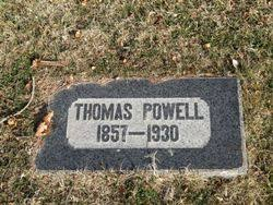 Thomas Albert Powell (1858-1930) - Find A Grave Memorial