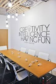 Quote Decal Wall Decal Wall Decal Quote Quote Wall Decal Wall Art Quotes 003 Conference Room Design Office Interior Design Creative Office Space