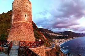 Torre Ruggero a Bagnara Calabra