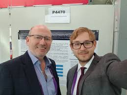 "PDAF Study on Twitter: ""Thanks to our Dr Adrian Stewart for support and to  all those who came around to view & discuss our findings. We'll keep you  updated! #ESCCongress #AFib #GPPharmacists #"