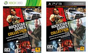 rockstar games collection ing this
