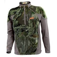 russell outdoors apx l2 tundra pullover