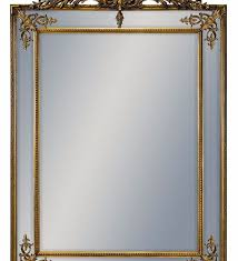 large leaner ornate gilt gold french