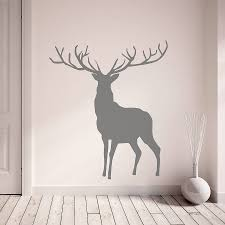 Stag And Deer Vinyl Wall Stickers Mi Demo Site