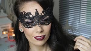 chantelle masquerade makeup outfit