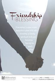 chritianpost quotes friendship is blessing friendship is even