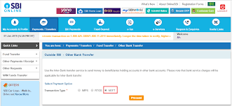 sbi neft charges timings form credit