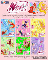 coloring books winx club coloring book disney family pages