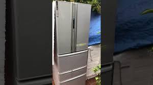 tủ lạnh toshiba 427l quangteo đồ nhật bãi tuyển chọn - YouTube