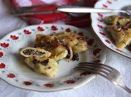 mushroom pierogi hilah cooking