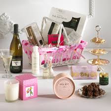 pering mothers day gift basket