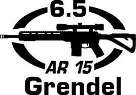 Ar 15 Gun Sticker Sights Rifle Vinyl Decal Ar15