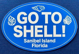 Go To Shell Sticker Decal Laptop Decal Car Decal Florida Etsy