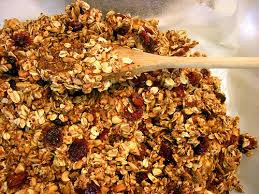 healthy granola bar recipe homemade