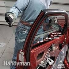 car window repair in 4 easy steps the