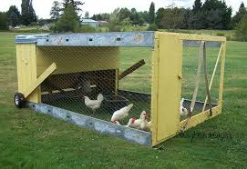 Chicken Tractor 101 What It Is The Basics Of Building One Modern Farmer