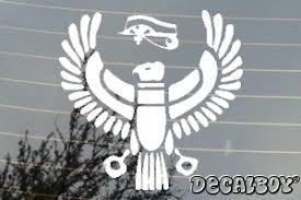 Egyptian Decals Stickers Decalboy
