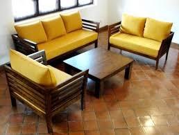 wooden sofa set from punjab furniture