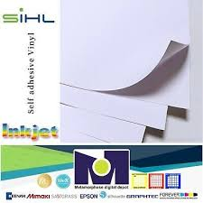Details About Waterproof Glossy Inkjet Printable White Sticker Vinyl Diy 10sh 8 5x11 By Sihl Diy Vinyl Vinyl Sticker Printable Vinyl
