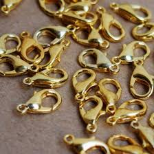 alloy lobster whole vine gold