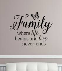 Family Rules Wall Art Stickers Ebay Birds Tree Personalised Home And Australia Quotes Uk Vamosrayos