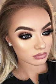 elegant evening makeup that you have to