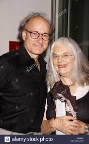 Peter Friedman and Actress Lois Smith New York premiere of Stock Photo -  Alamy