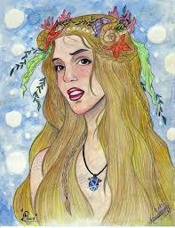 Corina Smith as a Mermaid by ALEXGARRIDO on DeviantArt