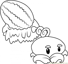 Coloring Pages : Staggering Plants Vs Zombies For Coloring Plants ...