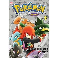 Truyện tranh Pokemon Đặc Biệt lẻ 1-10 tái bản 2019 - NXB Kim Đồng ...