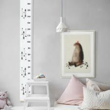 Hanging Children S Height Ruler Height Measurement Kids Room Decoration 3 Ebay
