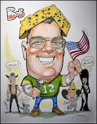 caricature by eyer original gifts and