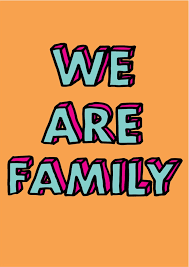 what does family mean to you be strong families
