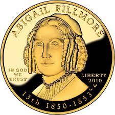 President Millard Fillmore: Abigail Fillmore